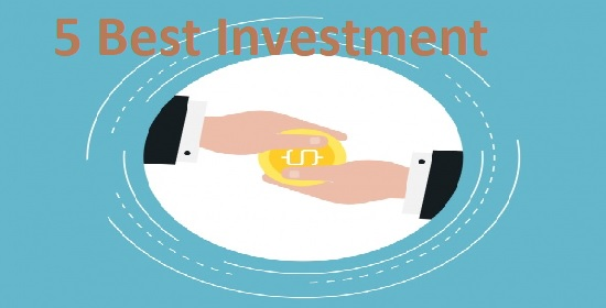 5 Best Investment Options
