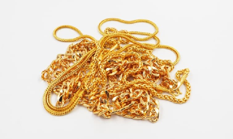 Making & wastage Charges on Gold Jewellery