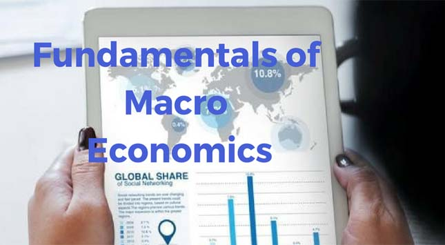 Fundamentals of Macroeconomics