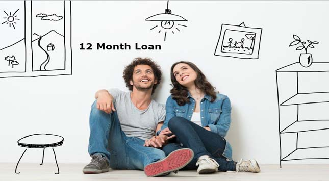 12 Month Loan for Bad Credit