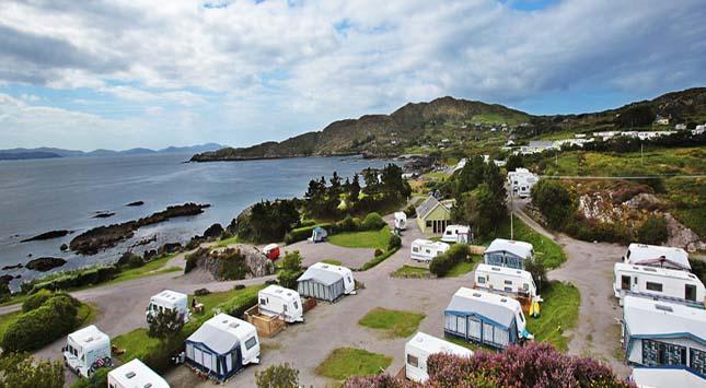 Camping Ireland Caravan Sites