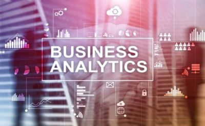 Business Analytics Concept