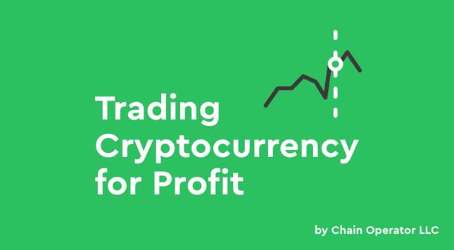 Trading Cryptocurrency for Profit
