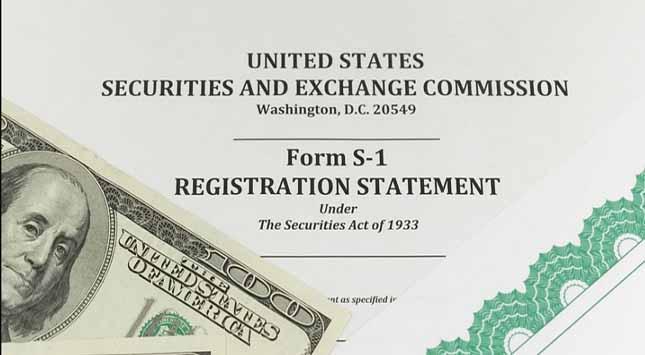 SEC Form S-1