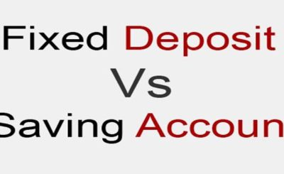 FD vs Saving Accounts