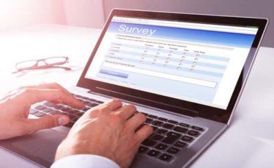 Taking Online Surveys