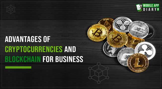 cryptocurrency & Blockchain for business