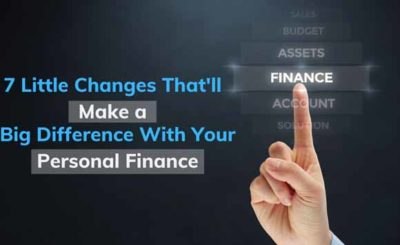Little Changes with Personal Finance