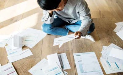Steps to Take if You Find Yourself in Debt