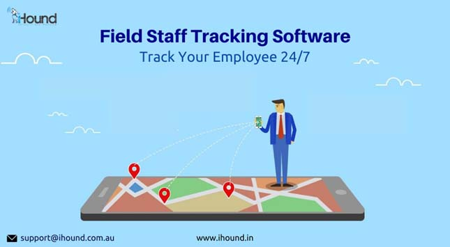 Field Staff Tracking Software