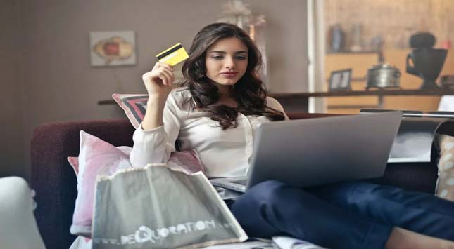 Credit cards attract you to make you stick to them
