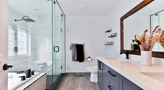 4. Give Your Bathroom A Makeover