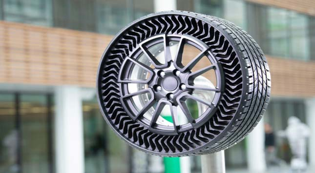 Compact Spare Tyres