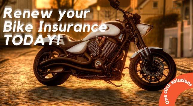 Bike Insurance Renewals