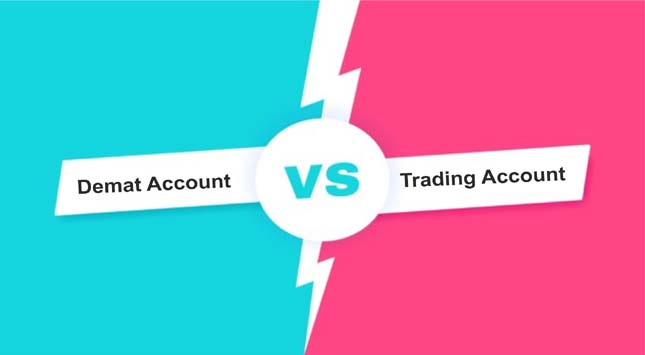 Difference between Demat Trading Account