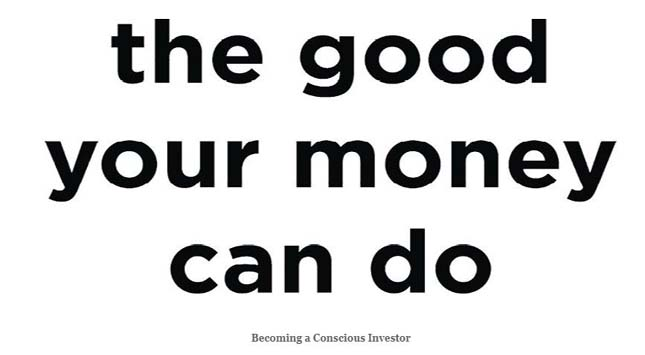 Doing Good with Your Money