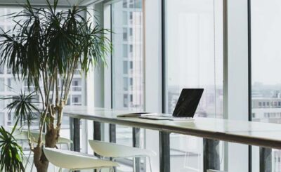 Luxurious Office Design
