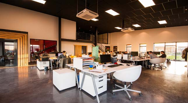 Opting for Co-Working Spaces